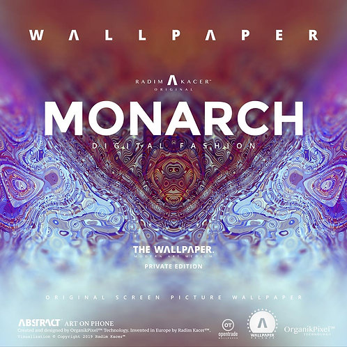 Monarch - The Wallpaper (Private)