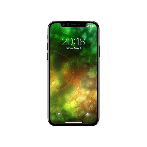 Microcosmos Wallpaper iPhone X
