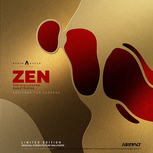 Zen - The Wallpaper (Limited edition 10 copies)