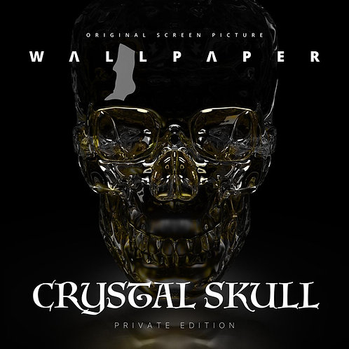 Crystal Skull - The Wallpaper (Private)