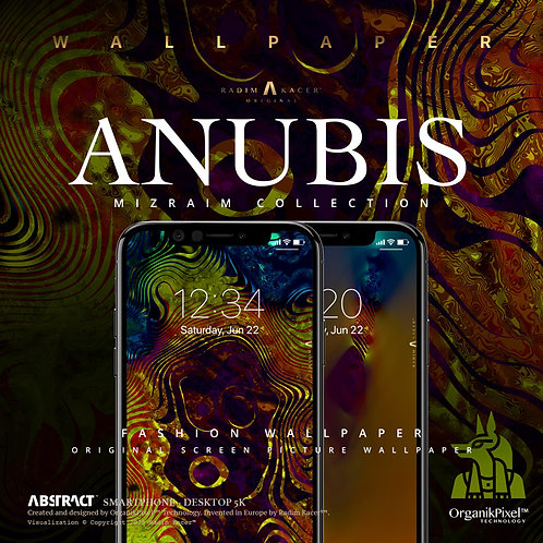 Anubis - Wallpaper for Phone (Limited edition 10 copies)