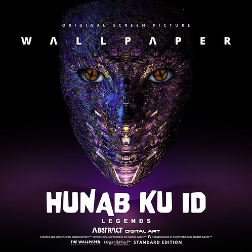 Hunab Ku ID Legend - The Wallpaper (Standard edition)