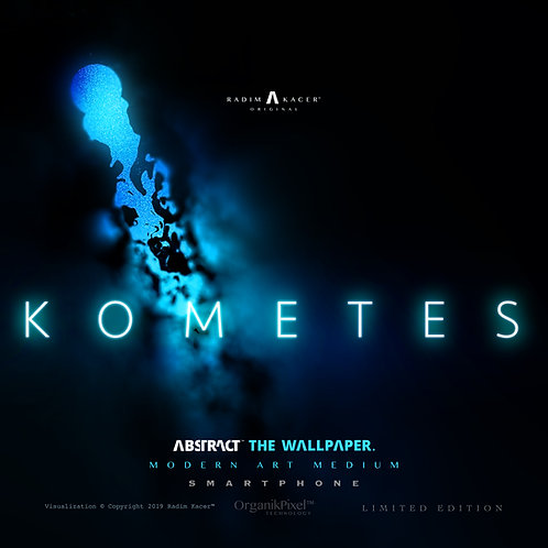 Kometes - The Wallpaper (Limited edition 30 copies)