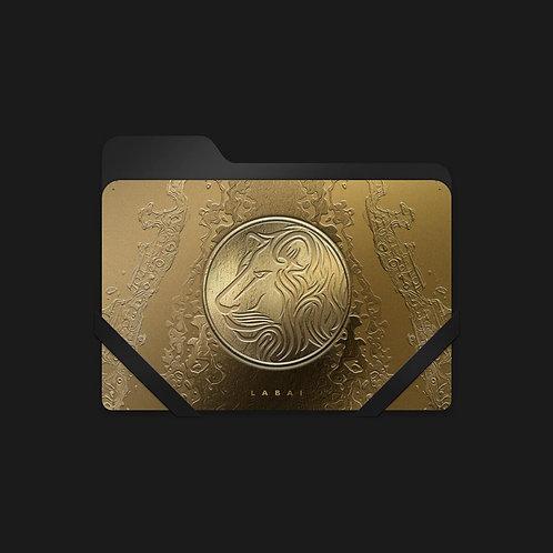 Labai Gold - Folder Icon