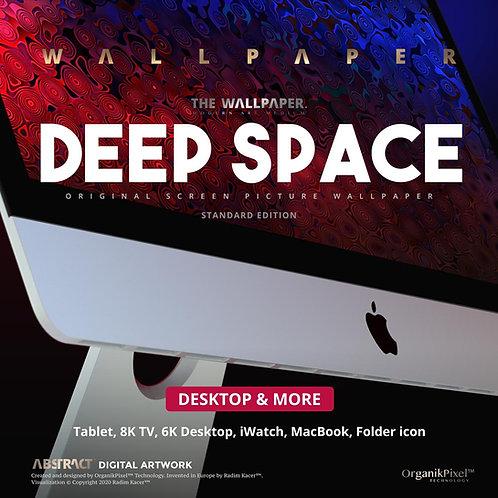 Deep Space Desktop - The Wallpaper (Standard edition)