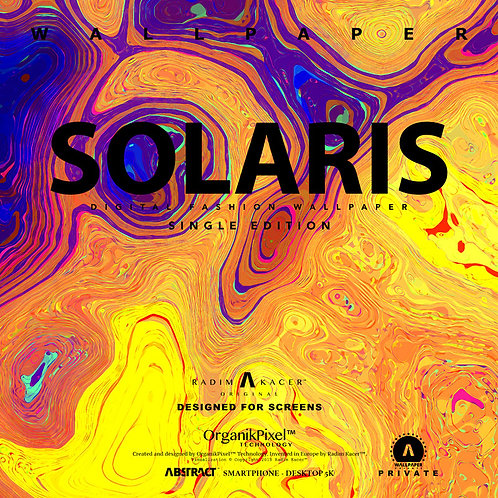 Solaris - Wallpaper for Phone (Private)