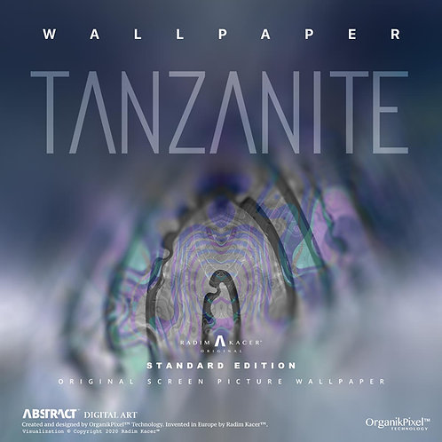 Tanzanite - The Wallpaper (Standard edition)