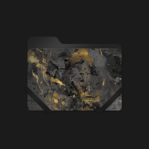 Tucana Black - Folder Icon