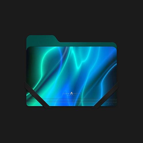 Topaz Ocean - Folder Icon