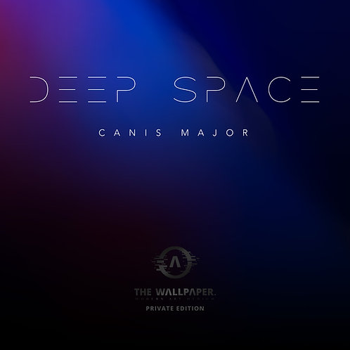 Deep Space Canis Major - The Wallpaper (Private)