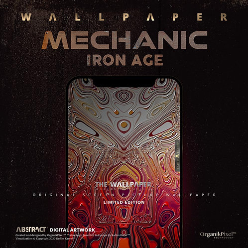 Mechanic Iron Age - The Wallpaper (Limited edition 100)