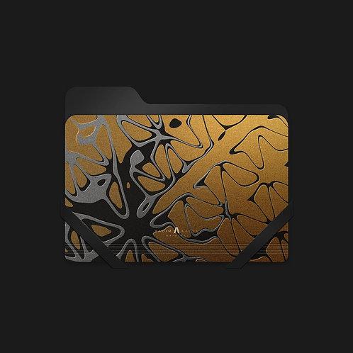 Nitere Gold - Folder Icon