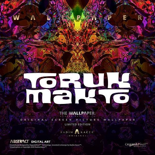 Toruk Makto - The Wallpaper (Limited edition 5)