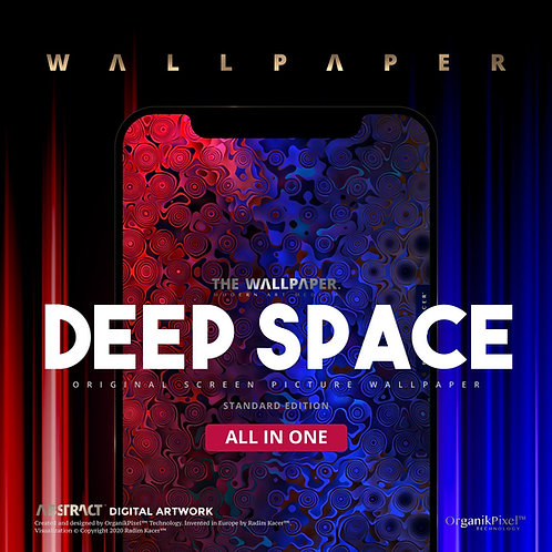 Deep Space All in one - The Wallpaper (Standard edition)