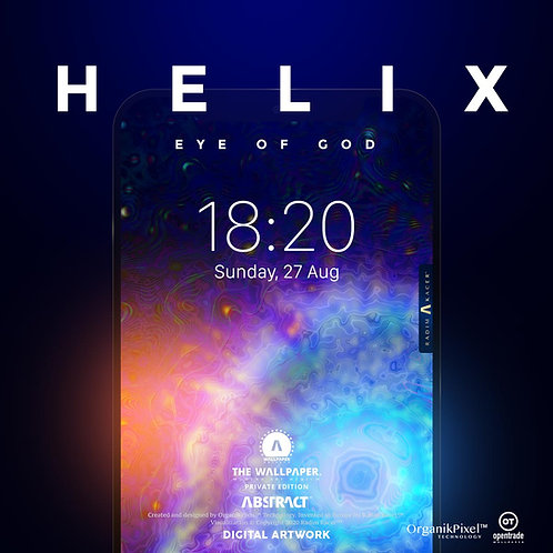Helix Eye of God - The Wallpaper (Private)