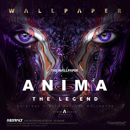 Anima Legend - The Wallpaper (Standard edition)