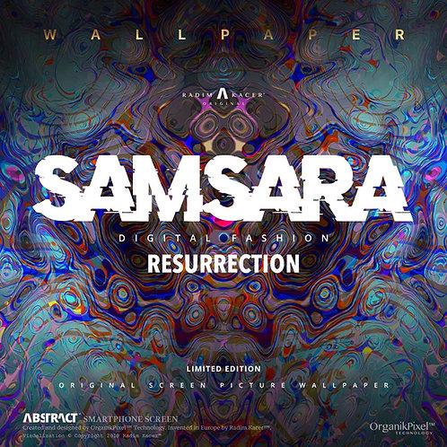 Samsara Resurrection - The Wallpaper (Limited edition)