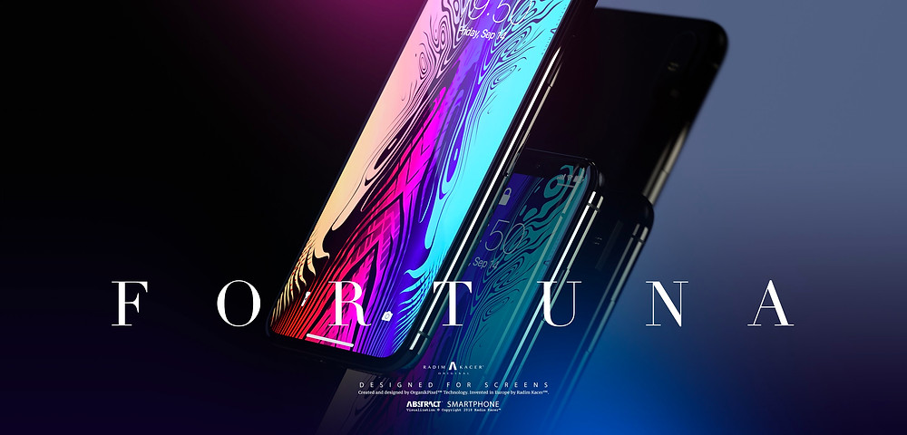 Fortuna Wallpaper for phone