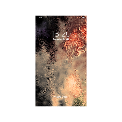 Aeons - Wallpaper for Smartphone