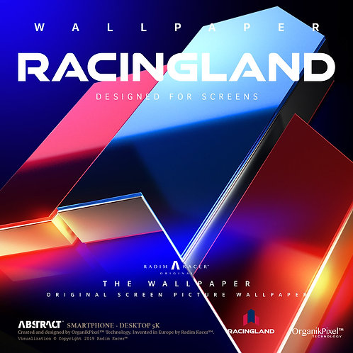 Racingland - Wallpaper for Phone (Corporate edition)