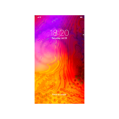 Flame - Wallpaper for Smartphone