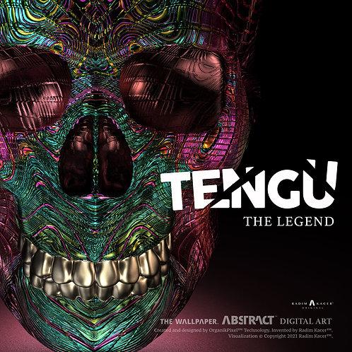 Tengu Legend - The Wallpaper (Standard edition)