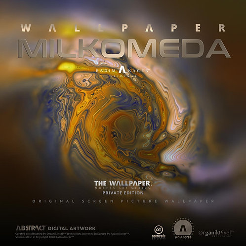 Milkomeda - The Wallpaper (Private)