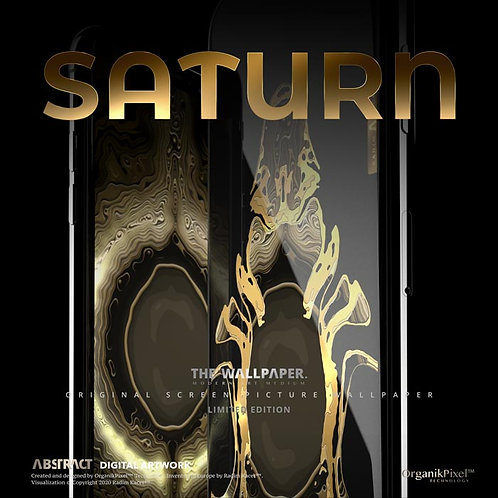Saturn - The Wallpaper (Limited edition 20)