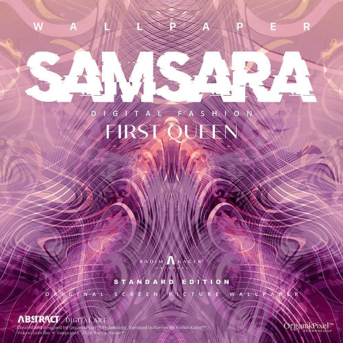 Samsara First Queen - The Wallpaper (Standard edition)
