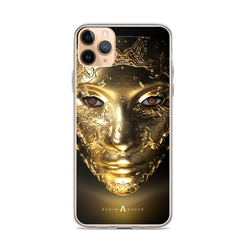 iPhone Case Draconem Hairto Gold ID