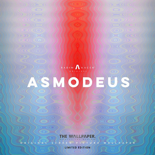 Asmodeus - The Wallpaper (Limited edition 15)