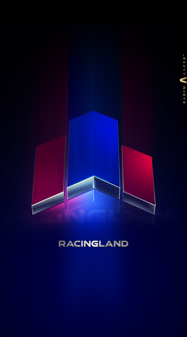 Racingland Wallpaper