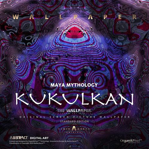 Maya Kukulkan - The Wallpaper (Standard edition)