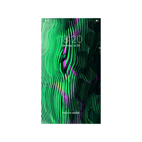 Palladium Jade - Wallpaper for Phone (Limited edition 4)