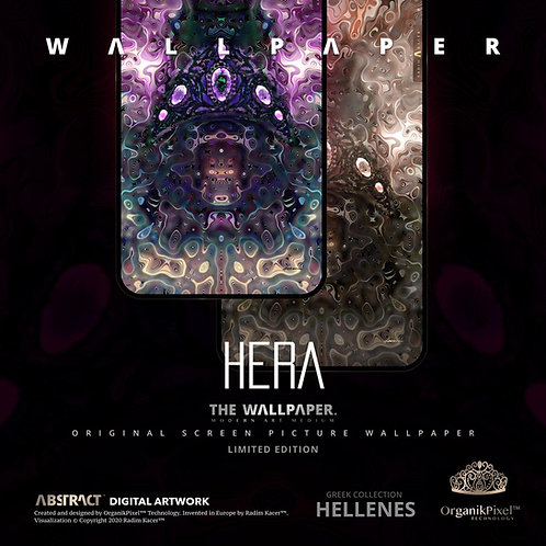 Hera - The Wallpaper (Limited edition 20)