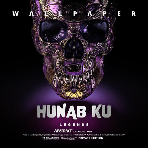 Hunab Ku Legend - The Wallpaper (Private edition)