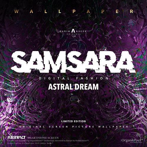 Samsara Astral Dream - The Wallpaper (Limited edition)