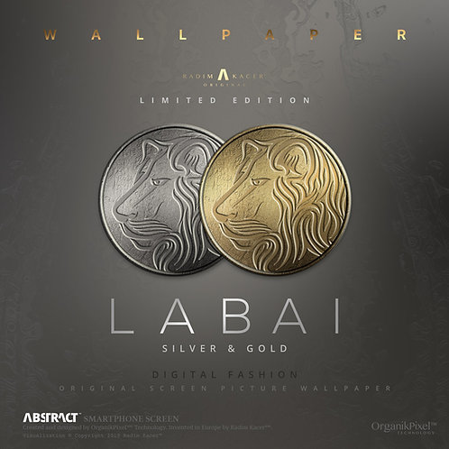 Labai - The Wallpaper (Limited edition 10 copies)