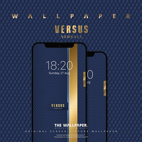 Versus Versace - The Wallpaper