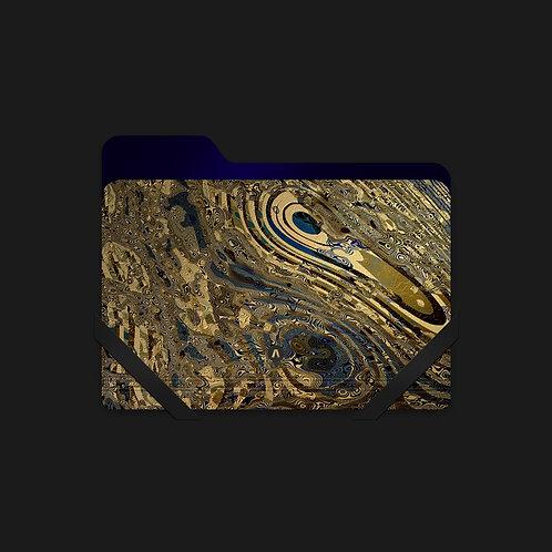 Dharma KOI 195 b - Folder Icon