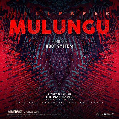 Mulungu Boot System - The Wallpaper (Standard edition)