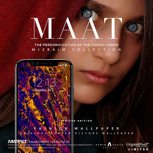 Maat - Wallpaper for Phone (Limited edition 5)