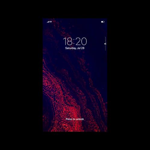 Vulkano - Wallpaper for Smartphone