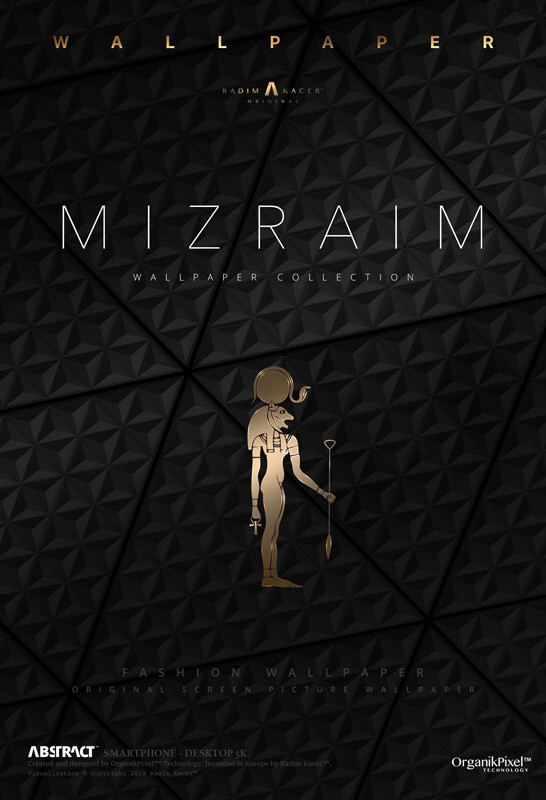 Mizraim Wallpaper Art Collection