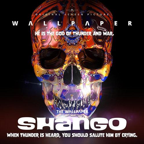 Shango ID (Skull) - The Wallpaper (Private)
