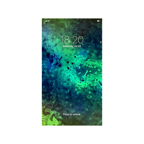 Emerald - Wallpaper for Phone