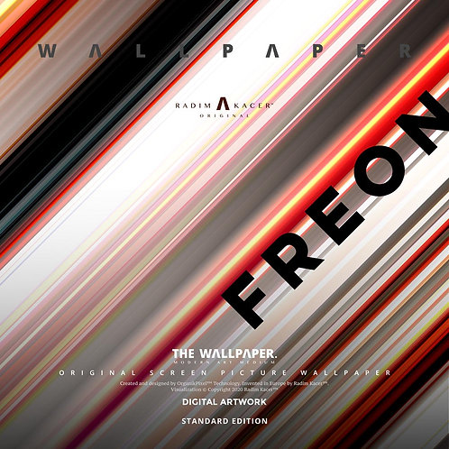 Freon - The Wallpaper (Standard edition)