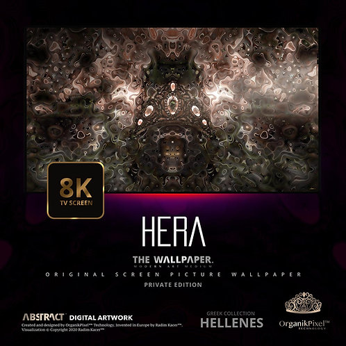 Hera - The Wallpaper 8K TV (Private)