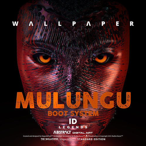 Mulungu ID Boot System - The Wallpaper (Standard edition)