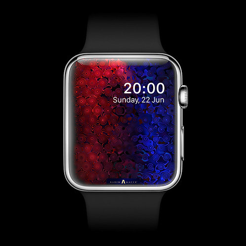Deep Space iWatch - The Wallpaper (Standard edition)